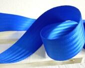 Car belt band royal-blue ...