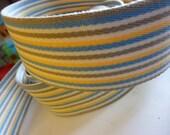Strap-on grey, light blue...