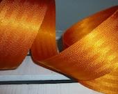 Car belt orange 38 mm...