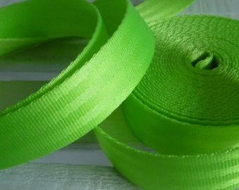 Belt belt green 25 mm - 2.25 EUR / lfm
