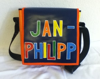 Bag, kindergarten bag in desired color