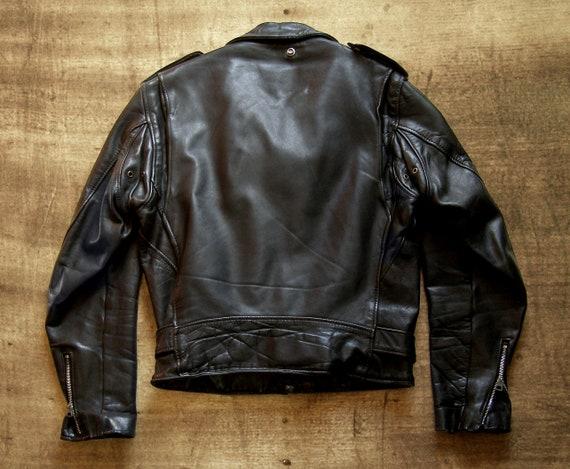 Schott Perfecto motorcycle jacket. - image 3