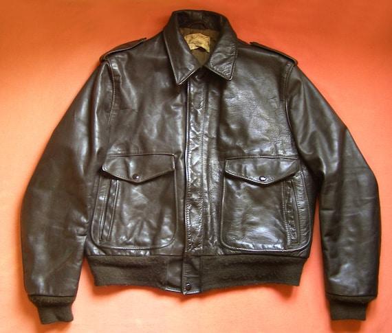 60s/70s SCHOTT IS-674-MS flight jacket
