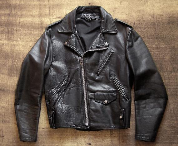 60s/70s motorcycle jacket.