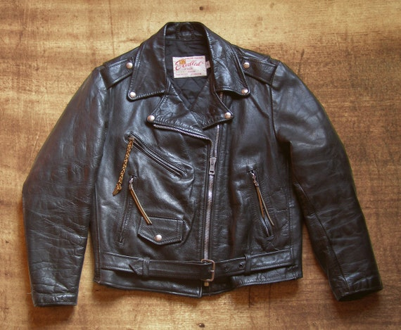 60s/70s Excelled motorcycle jacket