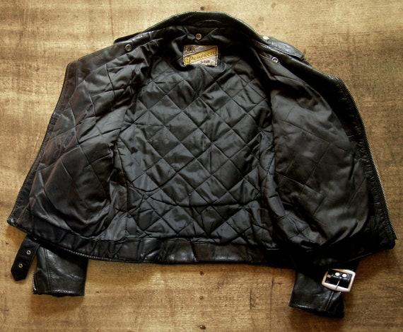 Schott Perfecto motorcycle jacket. - image 5