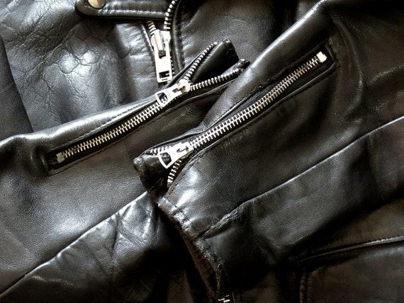 Schott Perfecto motorcycle jacket. - image 6