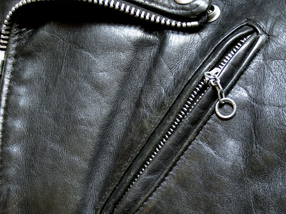 Schott Perfecto motorcycle jacket. - image 7