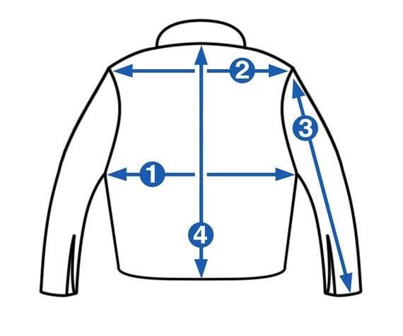 Schott Perfecto motorcycle jacket. - image 10