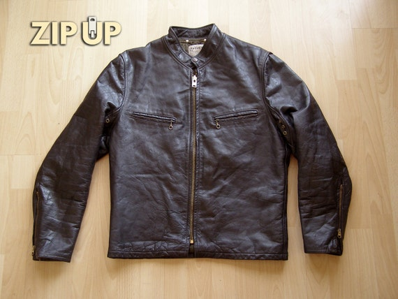 1960s Cafe-Racer motorcycle jacket