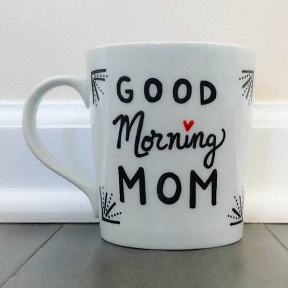 Guten Morgen Mama Papa Tassen