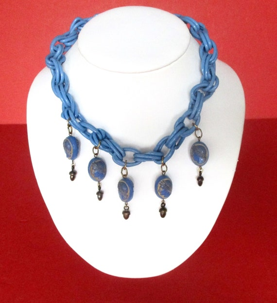 Vintage Celluloid Choker/Necklace