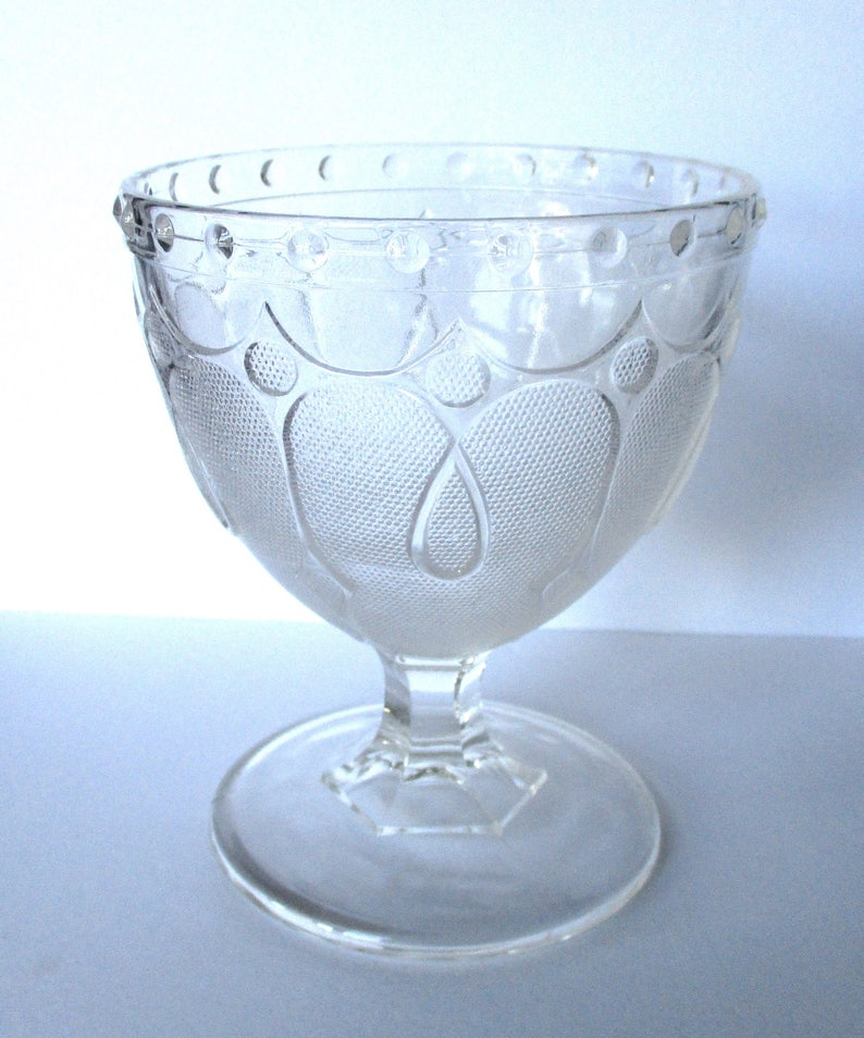 Antique Victorian Spooner Goblet