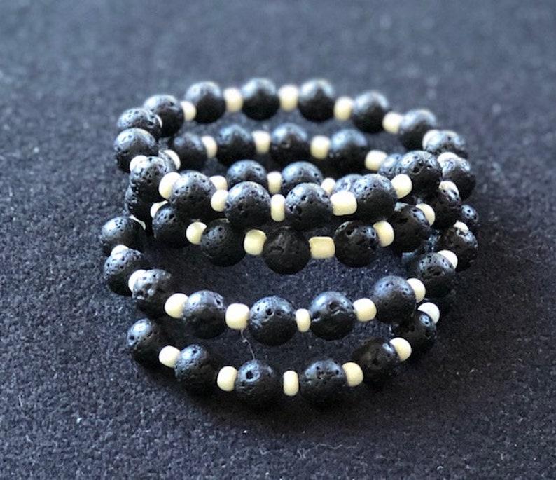 Lava Stone Bracelet image 0
