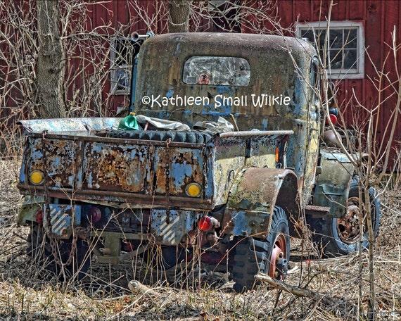 Regalo carro viejo