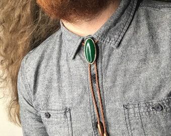 Western Bolo Tie Cowboy Bolo Tie Bolo Tie Statement Bolo Tie Turquoise Bolo Tie Handmade Bolo Tie Copper Bolo Tie Lariat Tie
