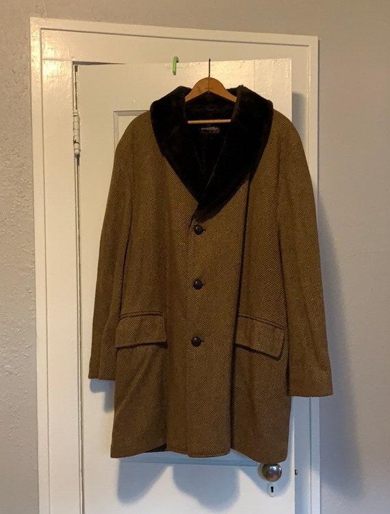 Vintage 1960s Overcoat