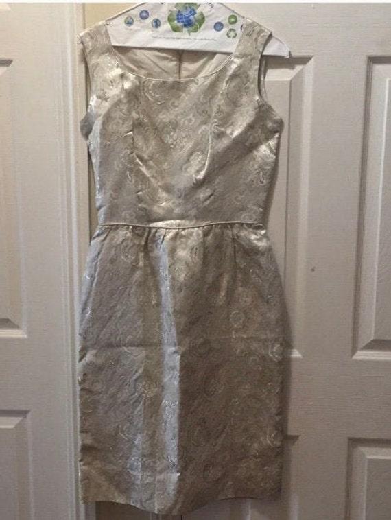 Vintage pencil dress