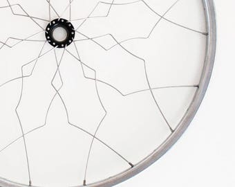 Bicycle wall sculpture art | FREE PRIORITY SHIPPING | Indhi Wall Mandala | gift for cyclist
