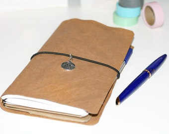 Notebook Travel Journal Ifidori / SnapDori Vegan - Regular