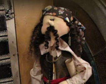 "Doll Kit: Miguel - 26"" Pirate"