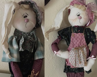 Finished Dolls