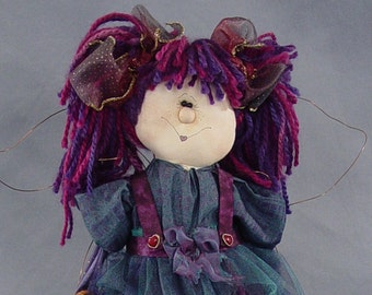 "Pattern: Mandy - 22"" Fairy"
