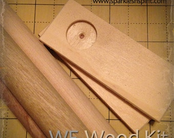 WF48 : Woodkit for Sparkles n Spirit Doll Patterns