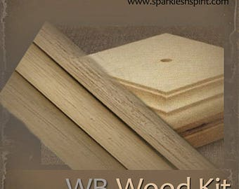WB24 : Woodkit for Sparkles n Spirit Doll Patterns