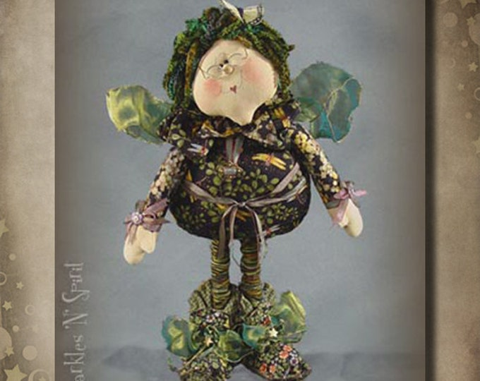 "Featured listing image: Pattern: Ms Jillian - 22"" Irish Fairy"
