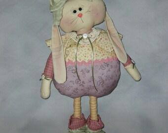 """Pattern: Lindsey - 22"""" Bunny"""