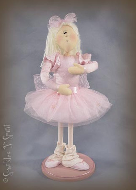 "Pattern: Tiffany - 23"" Ballerina"