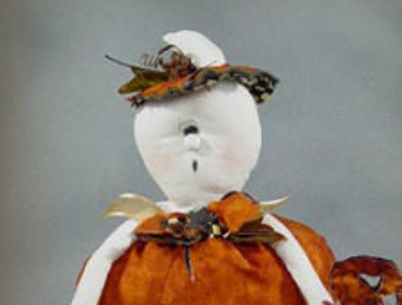 """25/"""" Ghost Doll Pattern by Sparkles N Spirt Boo/"""" /""""Mr"""
