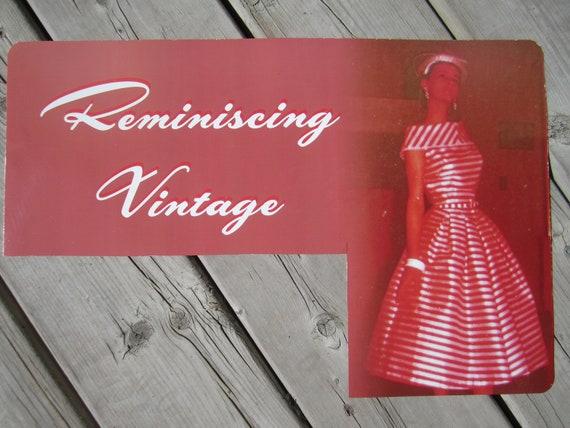 1940s 50s WW2 Vintage Mid Century Retro Accessori… - image 10