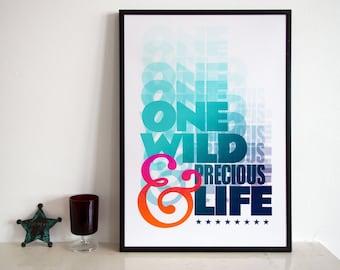 One Wild Precious Life