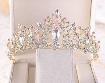 Tiaras Crowns
