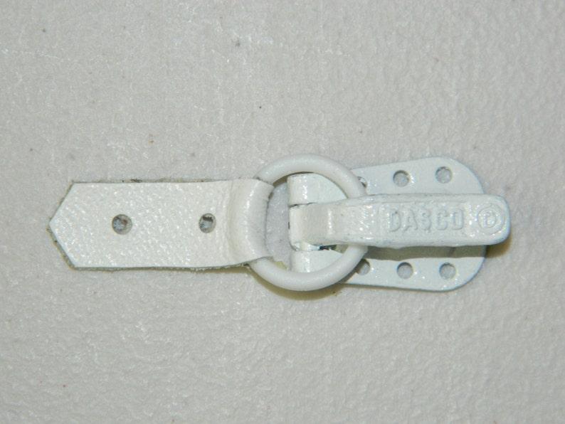 FURRIER HOOKS Fastener Hooks Eye Closure Clasp Clip FUR Coat Dasco 2 parts