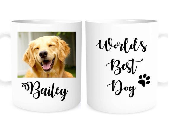 Personalized Pet Gifts Dog Gifts For Owners Pet Photo Gifts Etsy