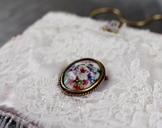 Vintage Style Bridal Bag