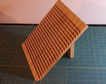 20 Slot Quilters Standalone Ruler Rack