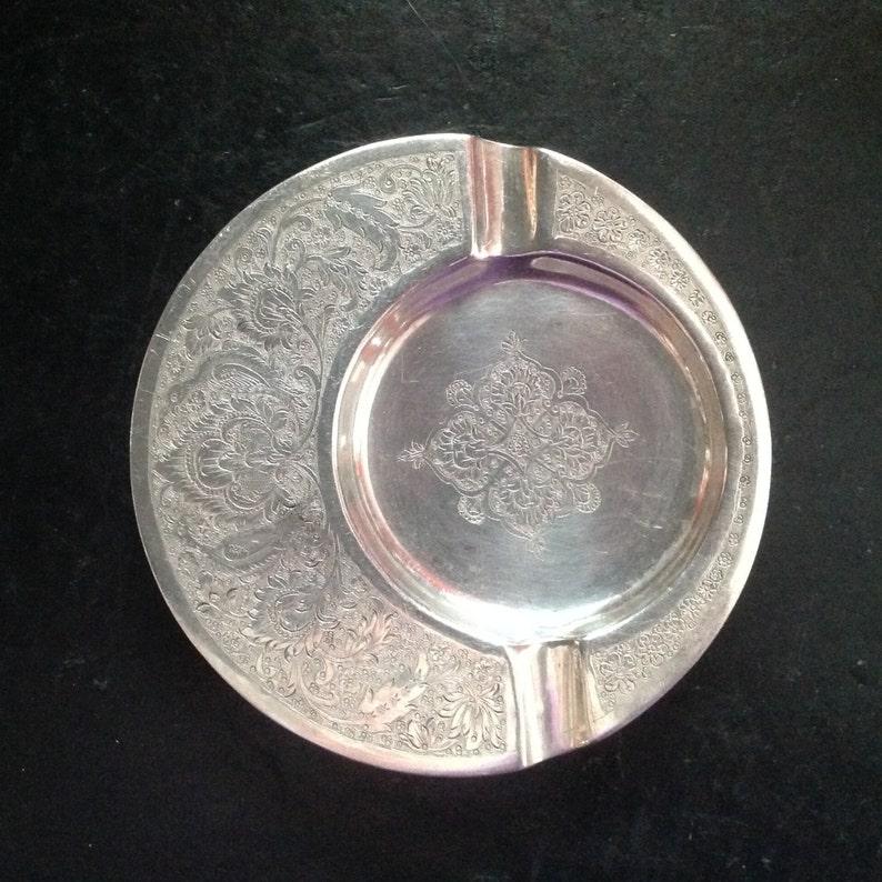Ashtray Rare Persian Ashtray Persian Ashtray Antique Persian Ashtray