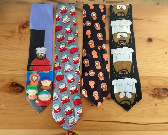 South Park Ties, South Park Accessories