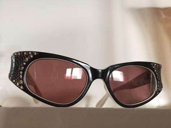 Sunglasses, Cat's Eye Sunglasses, Frames from Fran