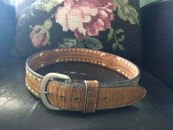 Belts, Hand Made Belts, Hand Sewn Belts, Veach Sad
