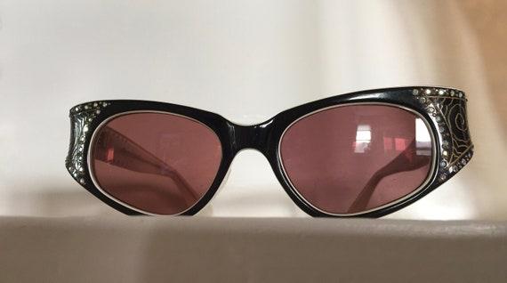 Sunglasses, Cat's Eye Sunglasses, Frames from Fra… - image 3