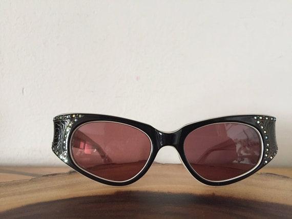Sunglasses, Cat's Eye Sunglasses, Frames from Fra… - image 2
