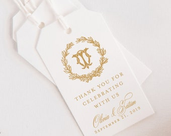 Favor Tags and Labels