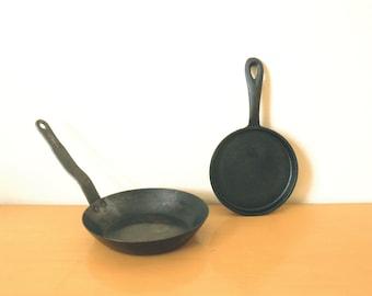 Cast iron pan   Etsy