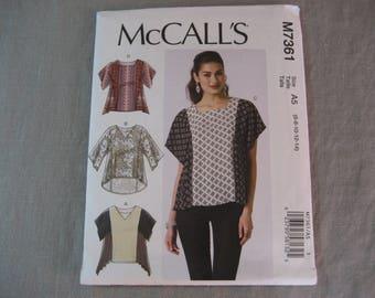 McCalls M7361