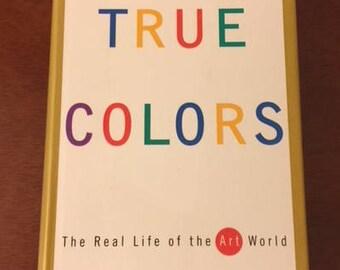 True colors book | Etsy